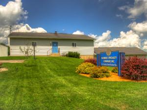 Monroe Specialty Company, Inc. Building in Monroe, WI